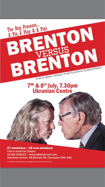 Brenton v Brenton - RedTIE Theatre